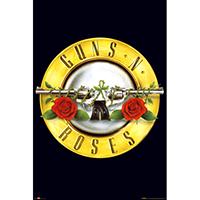 Guns N Roses- Bullet poster