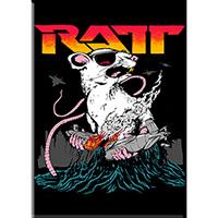 Ratt- Cartoon Rat magnet