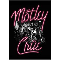 Motley Crue- Motorcycles magnet