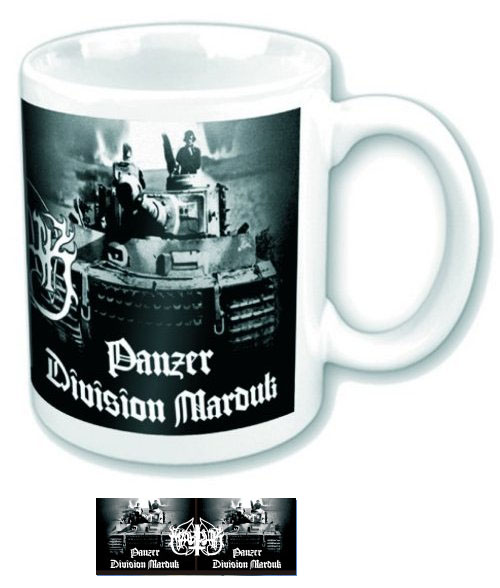 Marduk- Panzer Division coffee mug