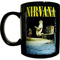 Nirvana- Live Pic coffee mug