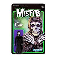 Misfits- The Fiend (Midnight Black) Reaction Figure