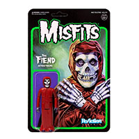 Misfits- The Fiend (Crimson Red) Reaction Figure