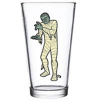 Mummy Pint Glass