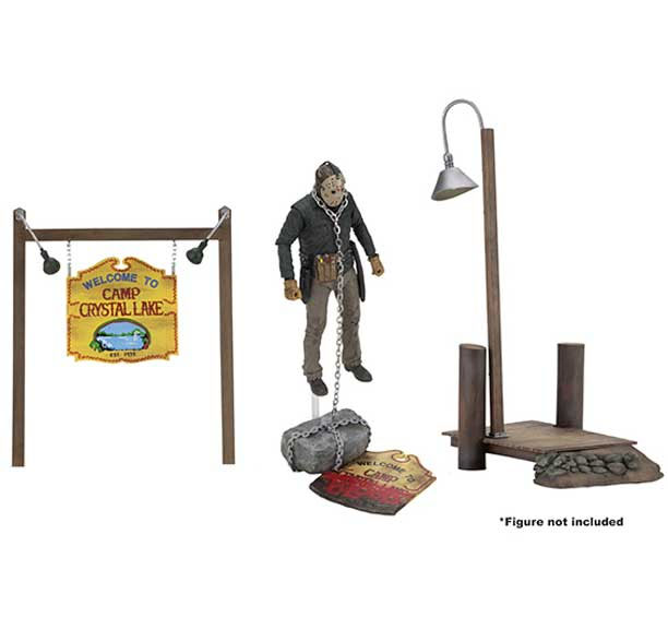 Friday The 13th- Camp Crystal Lake Accessory Set (Sale price!)