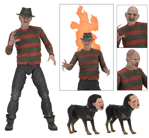 "Nightmare On Elm Street 2- Freddy's Revenge 7"" Action Figure"