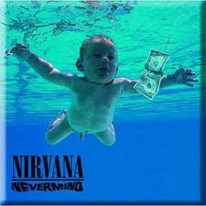 Nirvana- Nevermind magnet