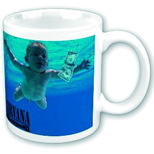Nirvana- Nevermind coffee mug