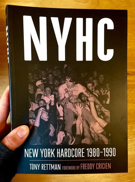 NYHC, New York Hardcore 1980-1990 (Book)