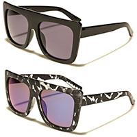 Oversized Square Unisex Sunglasses (Various Colors!)