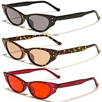 Cat Eye Retro Sunglasses (Various Colors!)