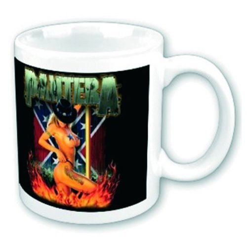 Pantera- Pole Dancer coffee mug