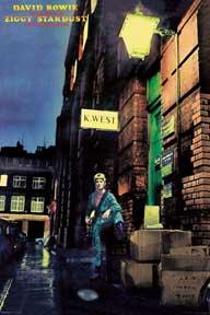 David Bowie- Ziggy Stardust poster
