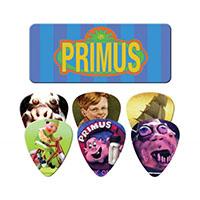 Primus Guitar Picks In Collectors Tin