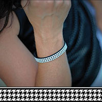 Hound silicone bracelet by Punk Banz