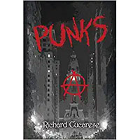 Punks (Book by Richard Cucarese) (Signed!)