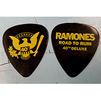 Ramones- Road To Ruin 40th Guitar Picks (6 Pack)