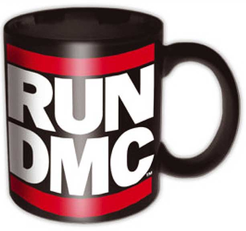 Run DMC- Logo coffee mug