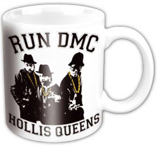 Run DMC- Hollis Queens coffee mug