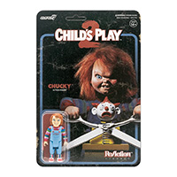 Childs Play- Chuckie Reaction Figure by Super 7