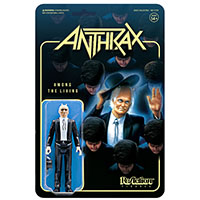 Anthrax- Among The Living Preacher Figure