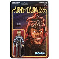 Army Of Darkness Reaction Figure- Evil Ash