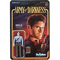Army Of Darkness Reaction Figure- Medieval Ash