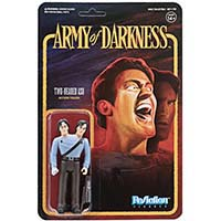 Army Of Darkness Reaction Figure- Two Headed Ash