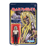 Iron Maiden- Killers Reaction Figure