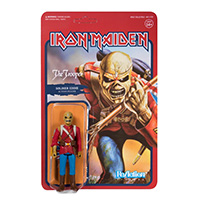 Iron Maiden- The Trooper Reaction Figure
