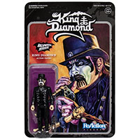 King Diamond- Top Hat Reaction Figure