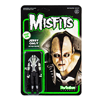 Misfits- Jerry Only Reaction Figure- Glow In The Dark