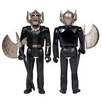 Motorhead- Warpig Reaction Figure- None More Black