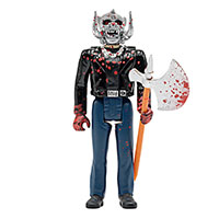 Motorhead- Warpig Reaction Figure- Pig Blood