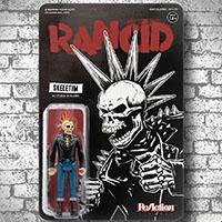 Rancid- Skeleton Reaction Figure