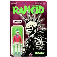 Rancid- SkeleTim Reaction Figure (Glow In The Dark)