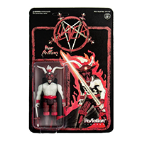 Slayer- Show No Mercy Reaction Figure- Glow In The Dark