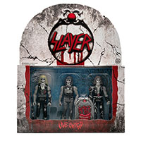 Slayer- Live Undead Reaction Figure 3 Pack