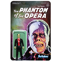 Universal Monster Reaction Figure- Phantom Of The Opera