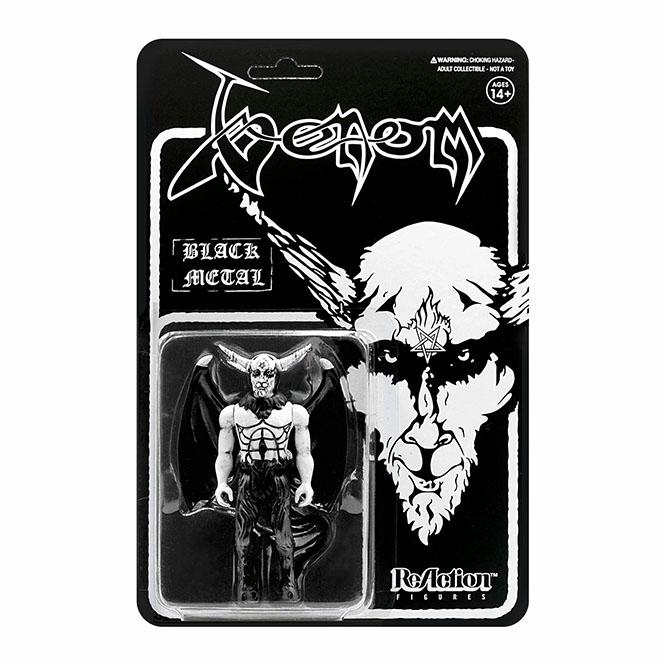 Venom- Black Metal Reaction Figure