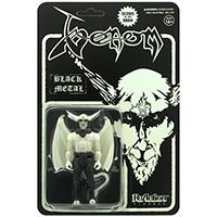 Venom- Black Metal (Glow In The Dark) Reaction Figure