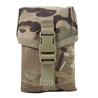 Molle II 100 Round SAW Pouch by Rothco- Camo