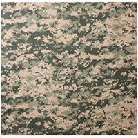 Camoflage Bandana by Rothco- ACU Digital