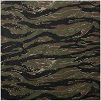 Camoflage Bandana by Rothco- Tiger Stripe Camo