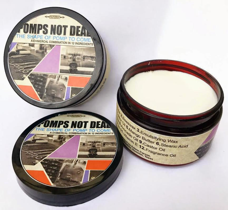 The Shape of Pomp to Come Medium Hold Pomade - from Pomps Not Dead