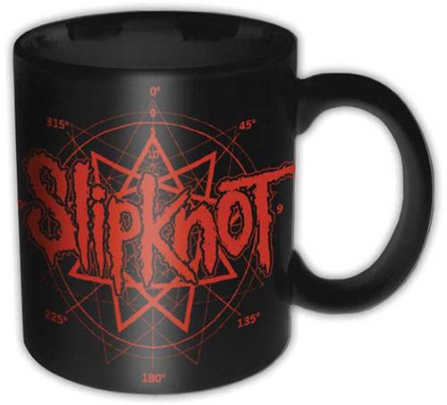 Slipknot- Logo coffee mug
