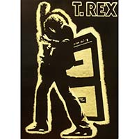 T Rex- Electric Warrior poster
