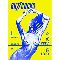 Buzzcocks- Orgasm Addict Poster