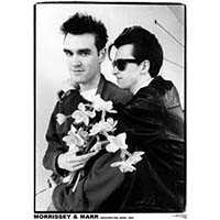 Smiths- Morrissey & Marr poster (B15)
