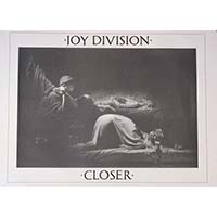 Joy Division- Closer poster
